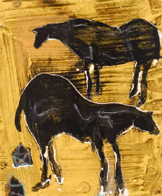 Casey_McGlynn_2_horses_in_yellow_world_8411_58
