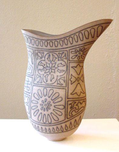 Coiled-jug