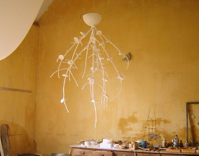 3_led-plaster-chandelier-before-leaving-studio